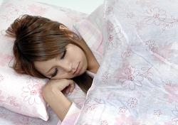 ストレス解消の睡眠
