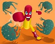 善玉菌でインフルエンザやノロウィルスの免疫力強化