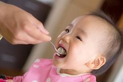 赤ちゃんの離乳食にオリゴ糖