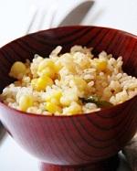 不溶性食物繊維を含む雑穀米