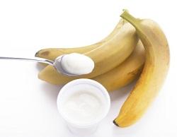 バナナとヨーグルトの便秘解消効果